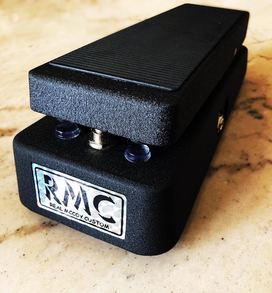 RMC RMC6 Wheels Of Fire Wah by Geoffrey Teese